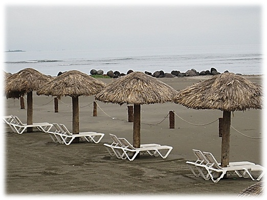 Lazy beach 1