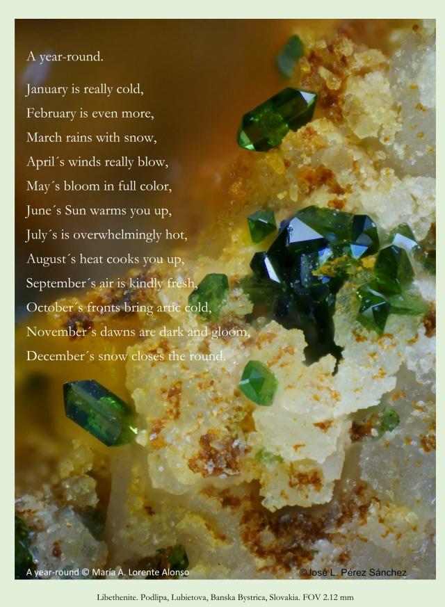 Year-round poem